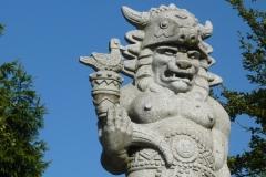 Radegast-socha